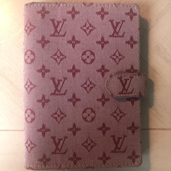 Louis Vuitton Agenda/Journal